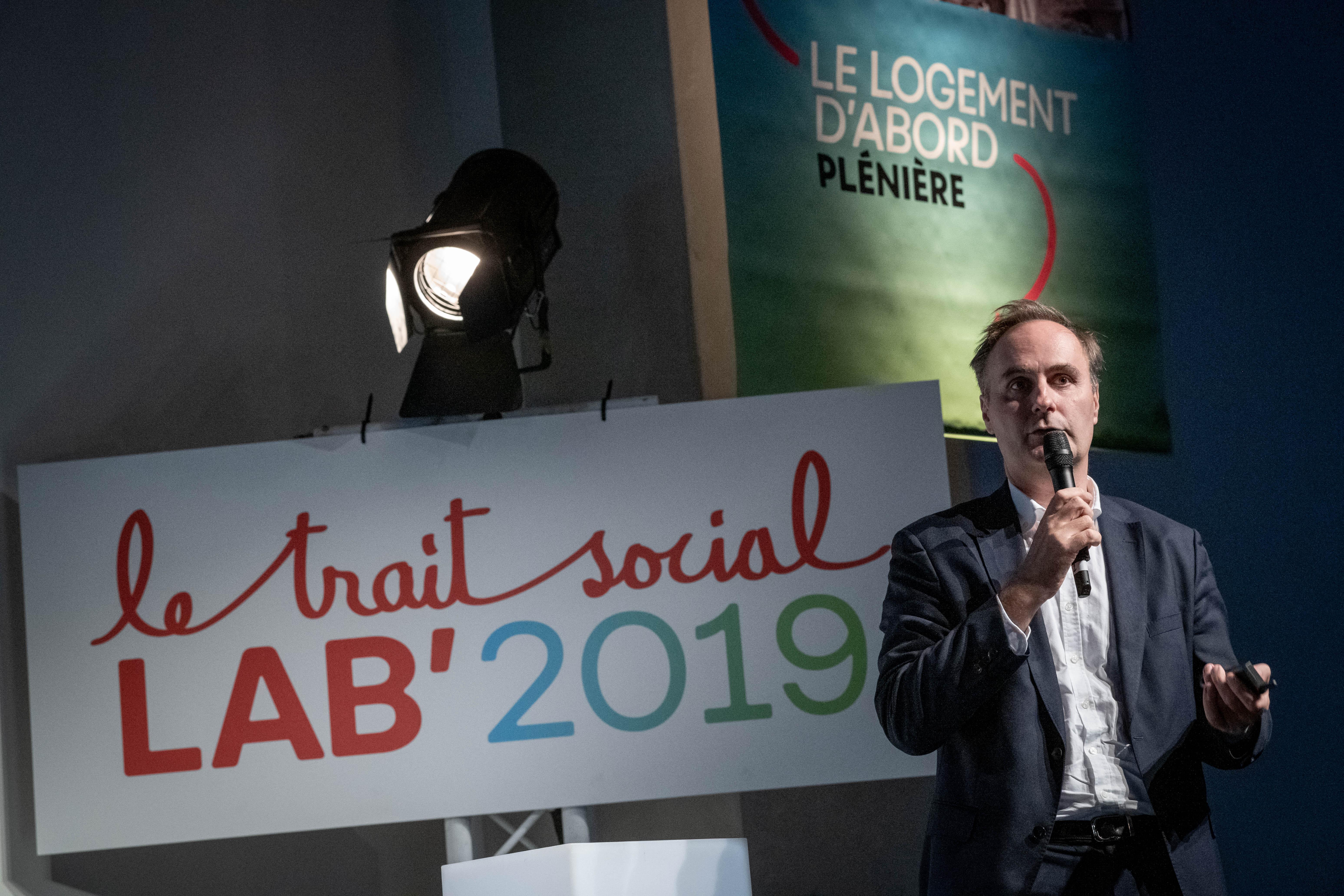 Rétrospective du LAB'2019 TRAIT SOCIAL