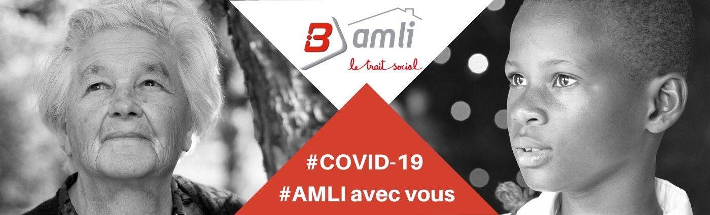 AMLI lance sa plateforme d'écoute et d'accompagnement !